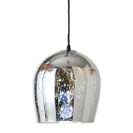 Farrah Mercury Glass Pendant Product Tile Image 093032