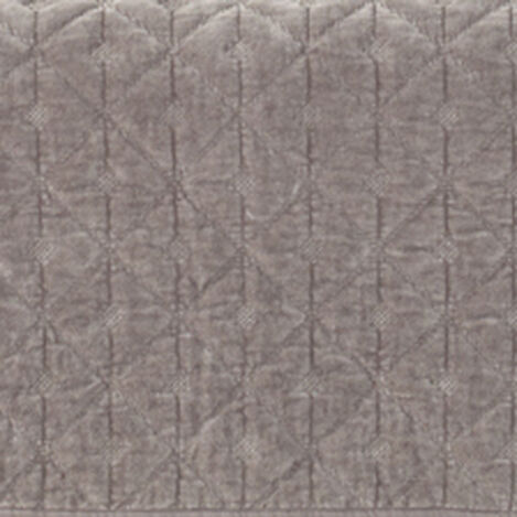 Gresham Graphite Velvet Coverlet and Shams ,  , hover_image