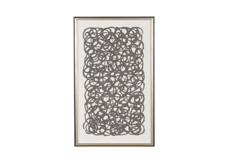 Grey Paper Art
