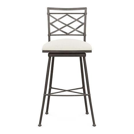 Becker Swivel Barstool ,  , large
