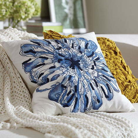 Oversized Bloom Pillow Product Tile Hover Image 065690