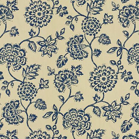 Dominica Indigo Fabric ,  , large