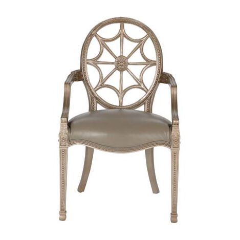 Cristal Leather Chair ,  , large