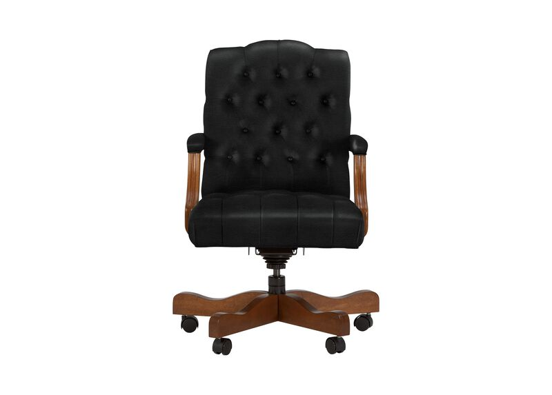 Grant Leather Desk Chair