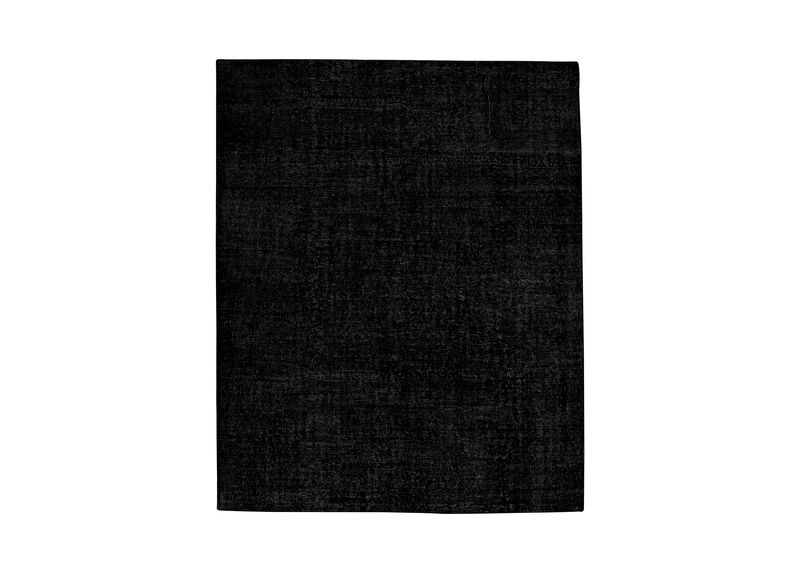 Vintage Black Rug ,  , large_gray