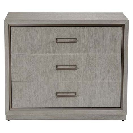 Faraday Two-Drawer File Cabinet Product Tile Image 369206