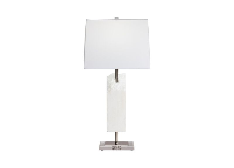 Wenford Alabaster Table Lamp