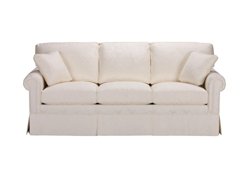Paramount Panel-Arm Sofa ,  , large_gray