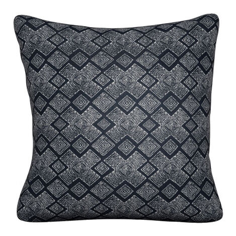 Distin Navy Outdoor Pillow ,  , large