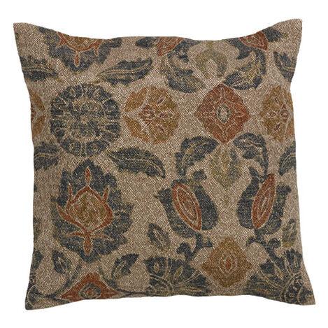 Jacquard Floral Pillow  Product Tile Image 061327