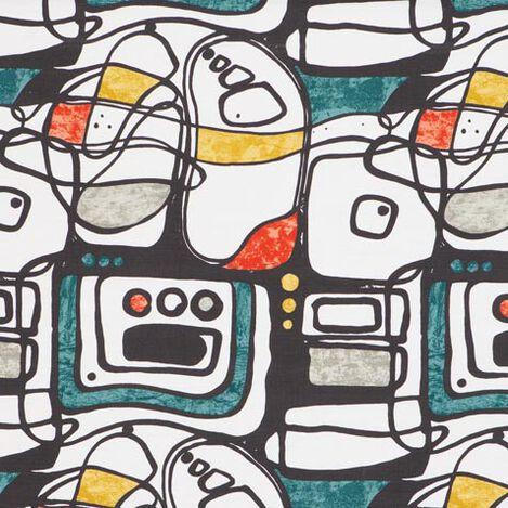 Zania Mango Fabric ,  , large