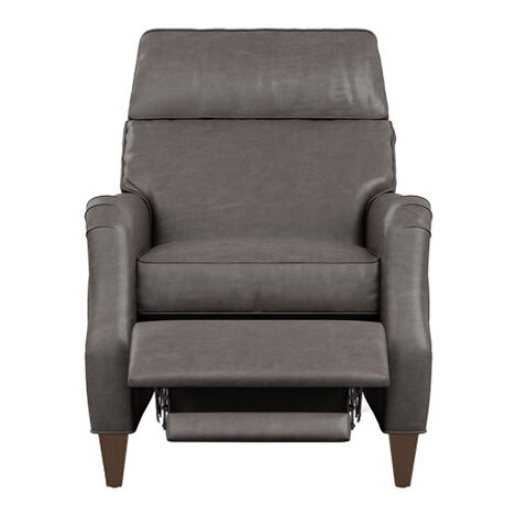 ottoman andre product recliners chairs recliner leather chair reclining and