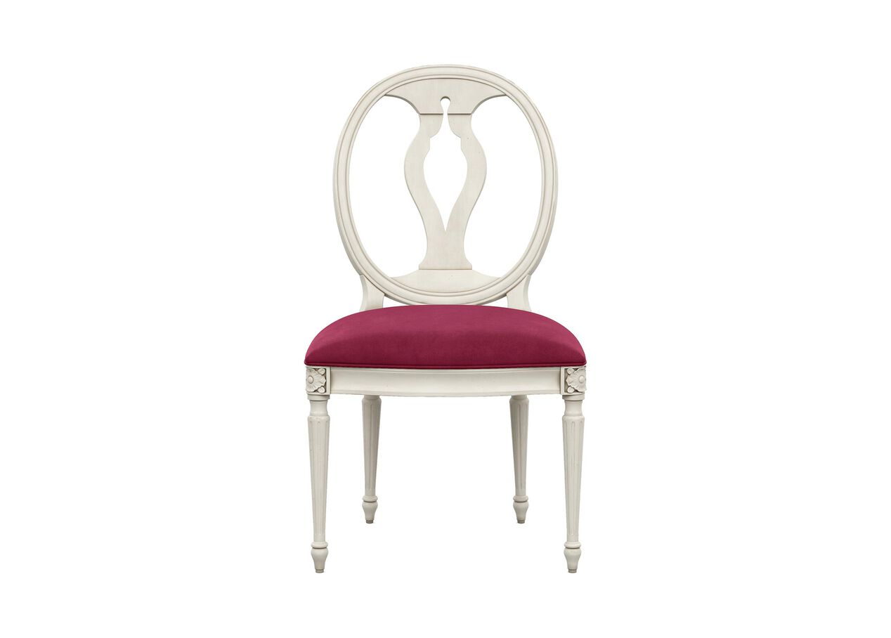 Margaux Side Chair Side Chairs Ethan Allen