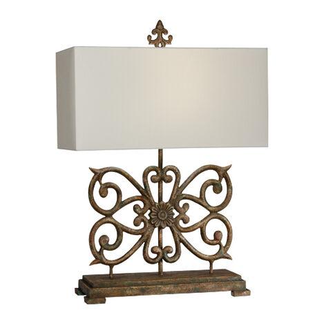 Delphine Console Lamp ,  , large