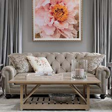 Sitting Pretty Living Room | Ethan Allen