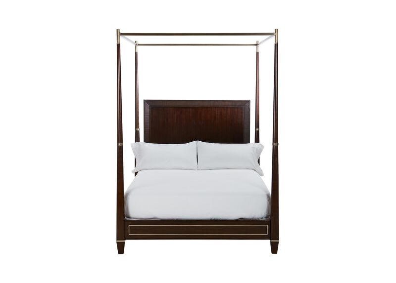 Andover Wood Poster Bed Ethan Allen Wood Four Poster Bed Ethan Allen