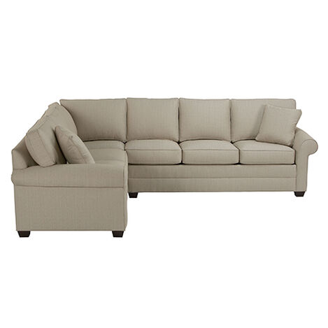 Bennett Roll-Arm Sectional ,  , large