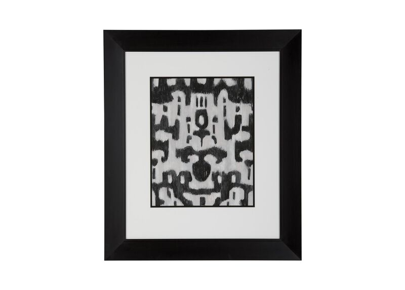 Graphic Ikat II ,  , large_gray