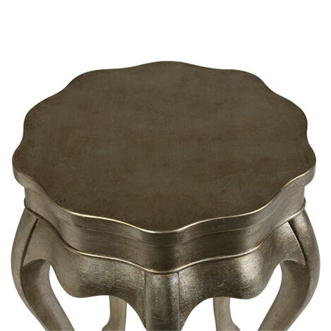 Silver Leaf Five Leg Table Product Tile Hover Image 420016B