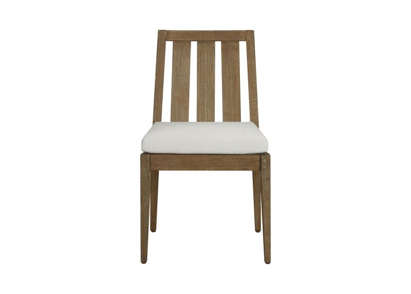 Bridgewater Cove Teak Dining Side Chair