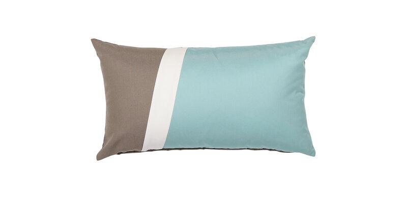 Stripe Outdoor Lumbar Pillow