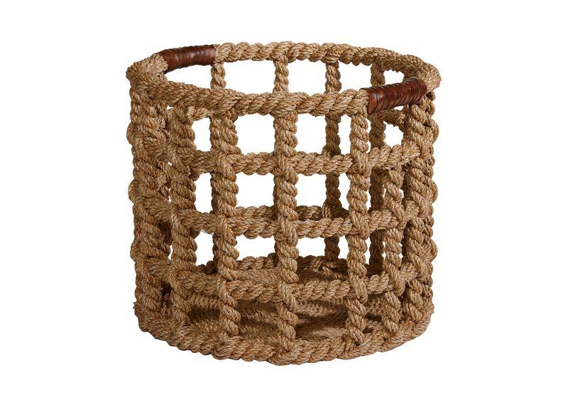 Bailey Island Floor Basket