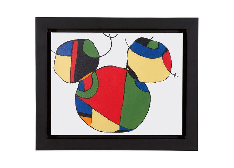 Expressionist Mickey II