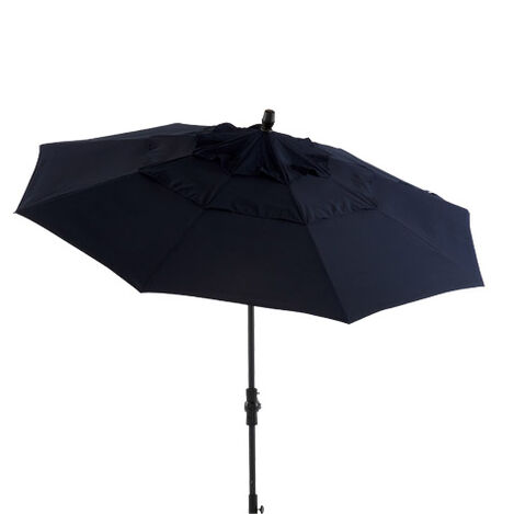 Indigo Round Market Umbrella ,  , large