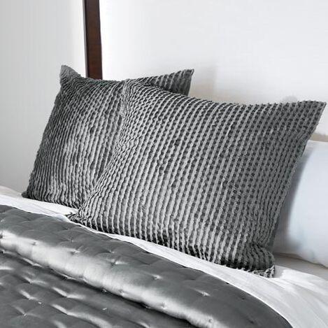 Eyelash Euro Sham, Eucalyptus Product Tile Image 032778D