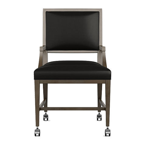 Null. SAVE 20%. Vandam Leather Desk Chair