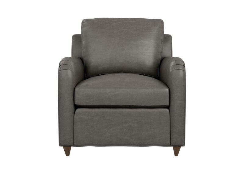 Greggy Leather Chair