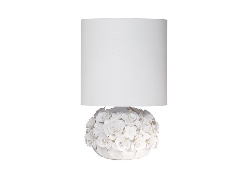 Enchanted Accent Lamp, Snow