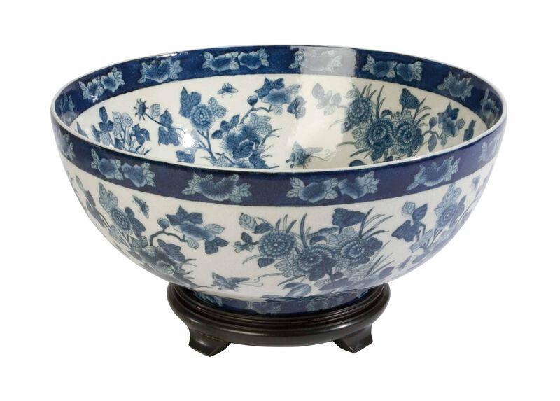 Hana Blue Bowl
