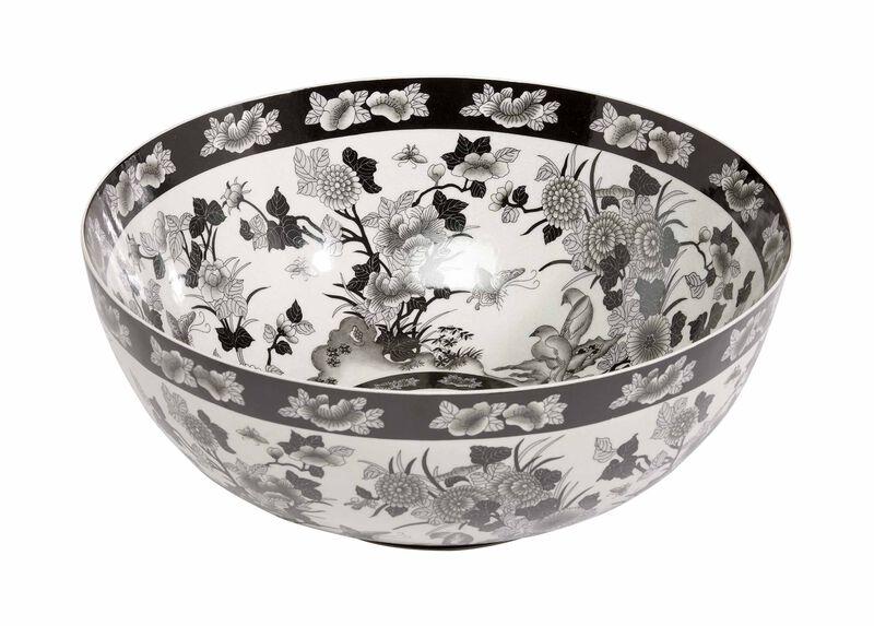 Hana Black Bowl ,  , large_gray