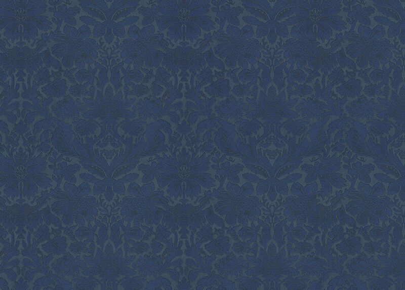 Hagan Navy Fabric by the Yard