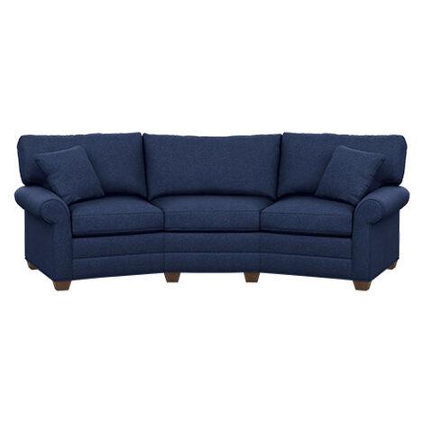 Bennett Conversation Sofa ,  , large