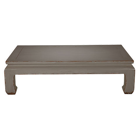 Quick Ship. Dynasty Rectangular Coffee Table