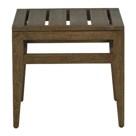 Bridgewater Cove Teak Side Table Product Tile Image 404110   790