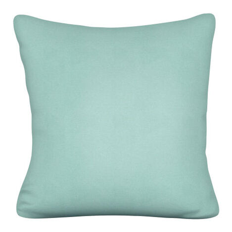 Reale Turquoise Outdoor Pillow ,  , large