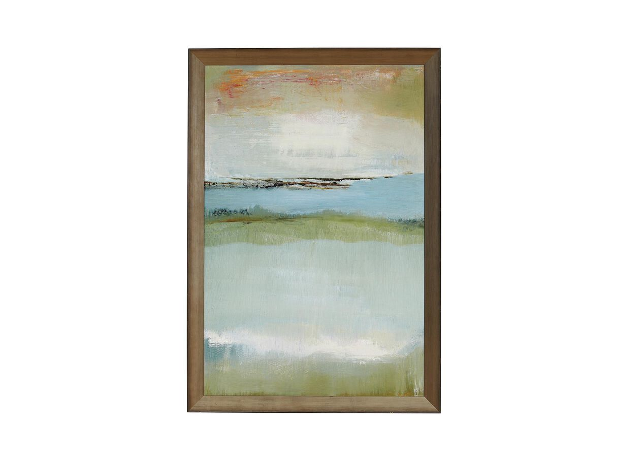 Floating World Abstract Ethan Allen