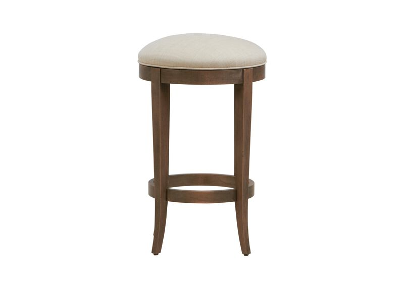 Asher Swivel Counter Stool ,  , large_gray