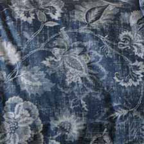 Monikka Blue Floral Duvet Cover and Shams ,  , hover_image