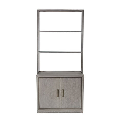 Faraday Two-Door Cabinet with Hutch Product Tile Image 369205G