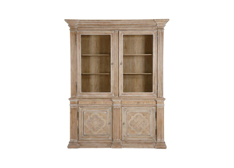 Lombardy China Cabinet ,  , large_gray