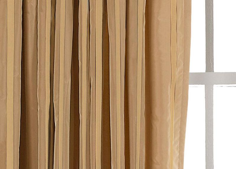 Amber/Gold Taffeta Stripe Swatch ,  , large_gray