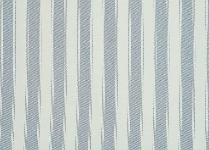 Garrison Indigo Fabric