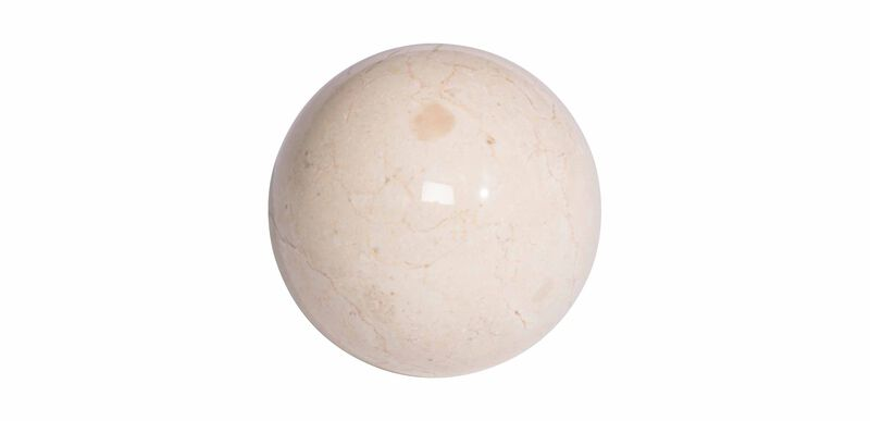 Ivory Stone Ball