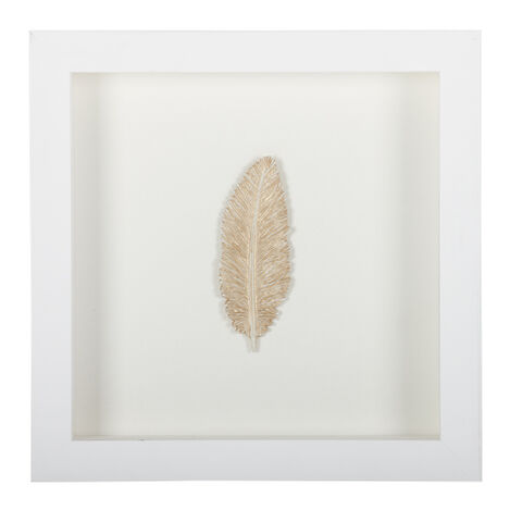 Gold Emlis Feather ,  , large