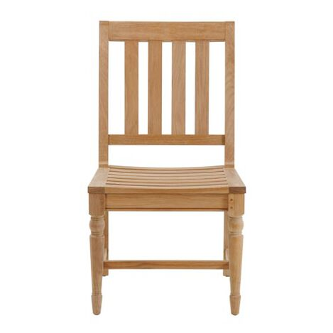 Millbrook Wood-Seat Side Chair ,  , large