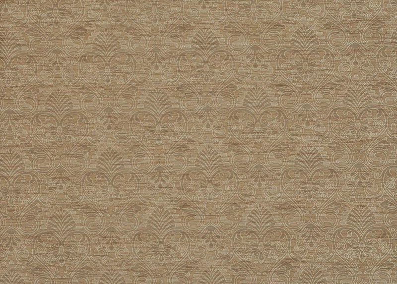 Lillie Wheat Fabric by the Yard